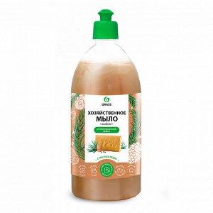Жидкое мыло хозяйственное с маслом кедра 1л НОВИНКА