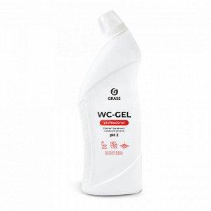 """Чистящее средство для сан.узлов """"WC-gel Professional"""" 750 мл"""