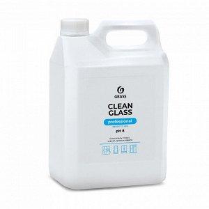 "Средство для очистки стекол и зеркал ""Clean glass Professional"" 5кг"