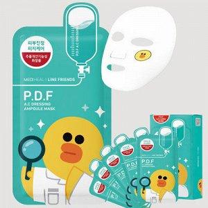 Противовоспалительная маска для лица