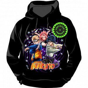 Толстовка Naruto