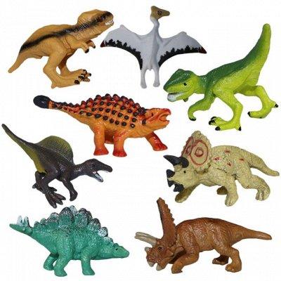 ВЕЛОСИПЕДЫ🌠ИГРУШКИ❋Большой ассортимент❋Быстрая доставка  — Динозавры — Фигурки