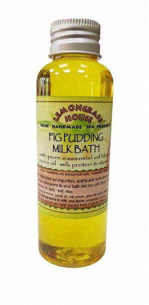 Молочная ванна «Инжирный пудинг» Lemongrass House 120мл