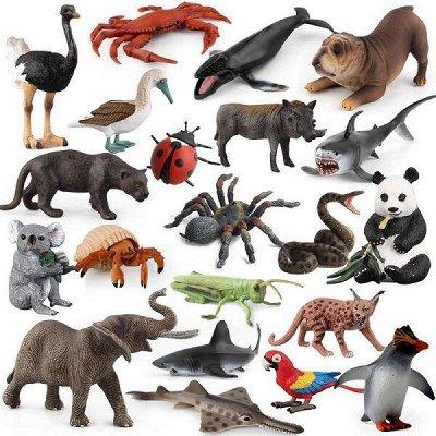 ВЕЛОСИПЕДЫ🌠ИГРУШКИ❋Большой ассортимент❋Быстрая доставка  — Животные, насекомые — Фигурки