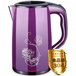 Чайник Без гарантии цвета. Рисунок может незначительно отличаться.