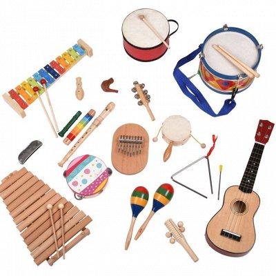 ВЕЛОСИПЕДЫ🌠ИГРУШКИ❋Большой ассортимент❋Быстрая доставка  — Музыкальные инструменты — Музыкальные инструменты