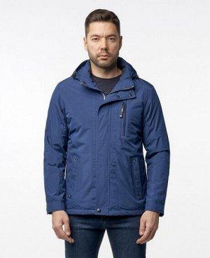 Куртка СИНИЙ ЧЕРНЫЙ ТЕМНО-СИНИЙ ЗЕЛЕНО-СЕРЫЙ НОЧНОЙ СИНИЙ КРАСНЫЙ Легкая, комфортная мужская куртка, не сковывает движения, практична и удобна в повседневной носке. Куртка имеет; отстегивающийся капюш