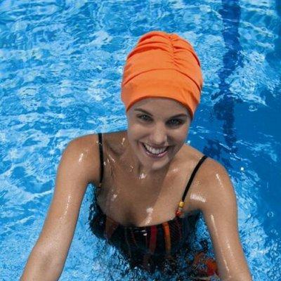 Мега новинки!Товары для плаванья, аэробики и бассейна! — Шапочки для плаванья от 26 руб. — Плавание