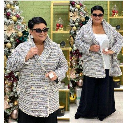 Женская одежда@Большие размеры в наличии — Кардиганы/пиджаки