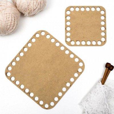 Шитье, вязанье и вышивание от Симы — Основы для вязаных изделий