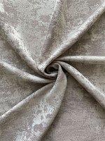 Комплект штор бежевого оттенка:   2 шторы по 200 см