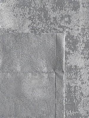 Комплект штор серого оттенка: 2 шторы по 150 см