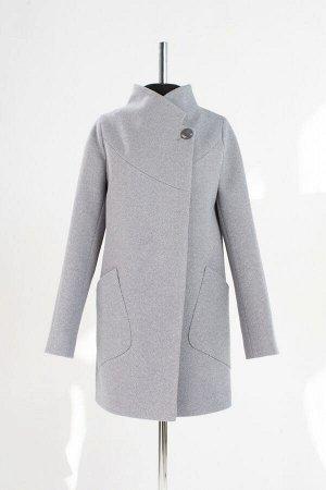 Пальто Длина по спине: 80 см. Длина рукава от шва: 66 см. Ткань: Пальтовая, Подкладка: Полиэстер. Вид застежки: Пуговицы.