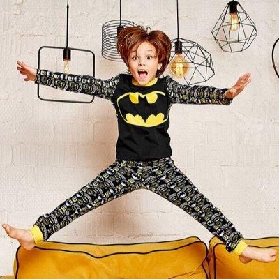 Juno — крутые новинки. Детский трикотаж — Пижамы для мальчиков. Очень классные! Скидки! — Одежда для дома