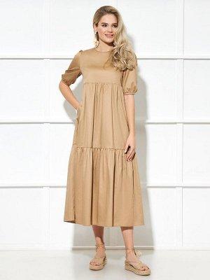 Хлопковое платье М-1953