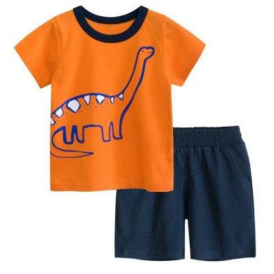 Реальные пацаны! Одежда для мальчиков. Любимый бренд — Костюмы. Шорты и футболки