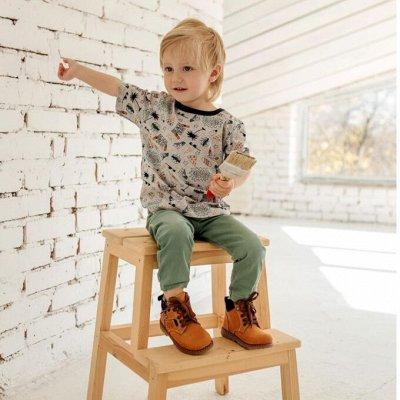 Яселька-пеленки, чехлы для стульчиков, полотенца — Футболки, джемпера и лонгсливы, новинки! — Одежда