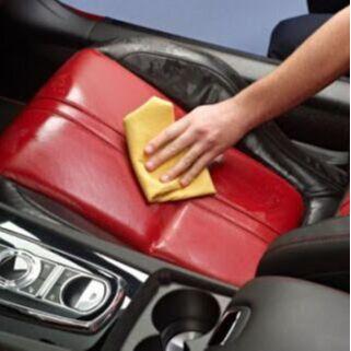 Всё для авто 🚗 Чехлы и накидки на сиденья! — Средства для ухода за кожаными поверхностями — Химия и косметика
