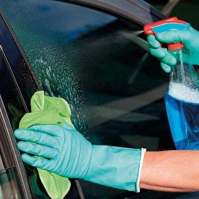 Всё для авто 🚗 Чехлы и накидки на сиденья! — Очистители для стёкол — Химия и косметика
