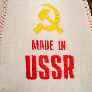 Шапка для бани  СССР    Б406