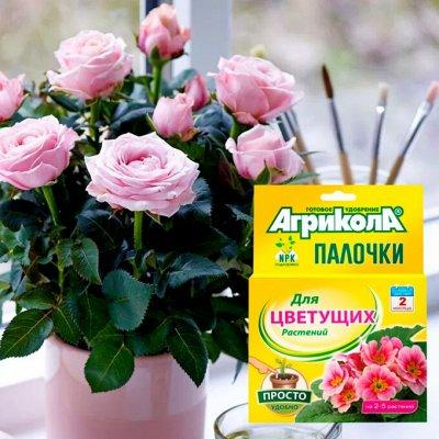 Агрикола! + Опрыскиватели! Садовый инструмент!   — Удобрения-палочки для растений! ХИТ! — Органо-минеральные