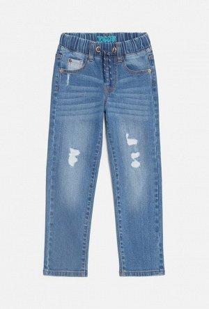 Брюки джинсовые детские для мальчиков Vurd синий