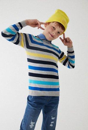 Джемпер детский для мальчиков Enzo цветной