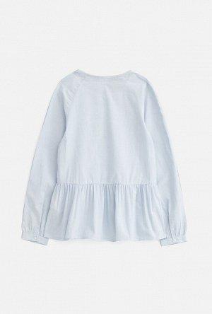 Блузка детская для девочек Lampone  полоска