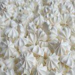 Украшение сахарное Мини-безе (белое) 50гр.