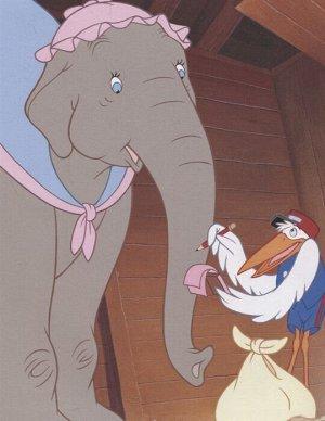 Лопатин Е. Дамбо. Разве слонёнок умеет летать? Книга для чтения (с классическими иллюстрациями)