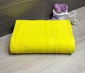 Полотенце махровое Ромб 50*90 Лимон