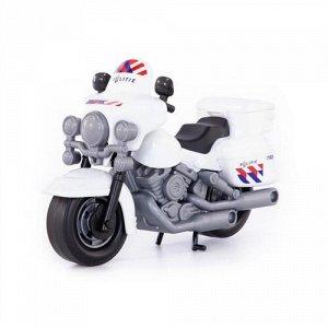Мотоцикл полицейский NL, в пакете 27,5*12*19,5 см