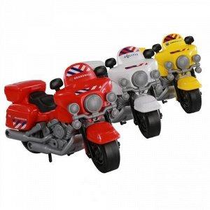 Мотоцикл, микс №1 , пак. 27*12*19 см