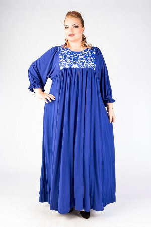Платье PP20939BLU04