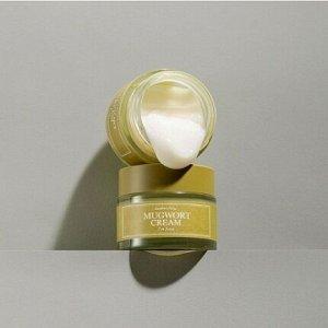 I'm From Mugwort Cream Крем для лица успокаивающий с экстрактом полыни 50г
