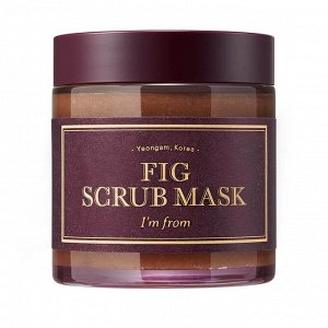 I'm From Fig Scrub Mask Энзимная скраб-маска с инжиром 120 г