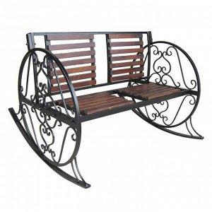 Кресло 880-14R качалка с деревом, 124 х 74 х 106см