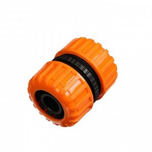 "Муфта-соединитель, 3/4"" (19 мм) – 3/4"" (19 мм), цанга, рр-пластик"
