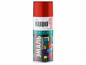 Краска-аэрозоль KUDO универсальная