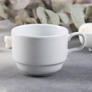 Чашка чайная «Бельё», 200 мл