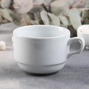 Чашка чайная «Бельё», 250 мл