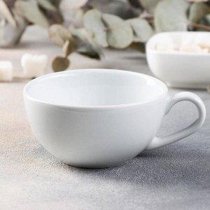 Чашка чайная «Бельё», 210 мл
