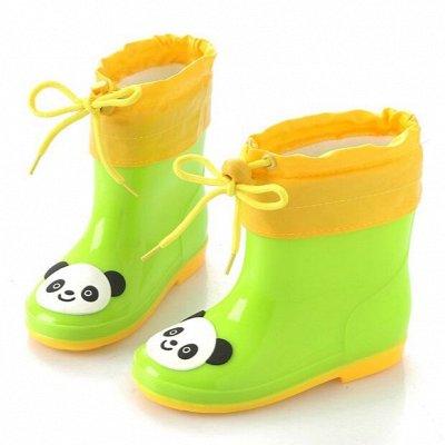 Детская одежда, обувь, аксессуары! Дождь и грязь нипочём — Резиновые сапоги. К сезону дождей готовы. — Сапоги