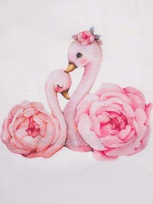 Комплект постельного белья из тенселя Лебеди