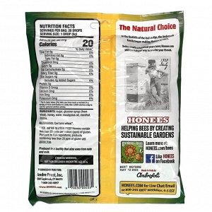 Honees, леденцы с медом, ментолом и эвкалиптом, 100 мг (3,5 унции)