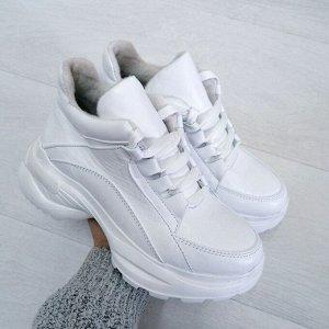 Кроссовки Rosse белый