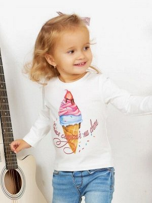 """Лонгслив """"Мороженое"""""""