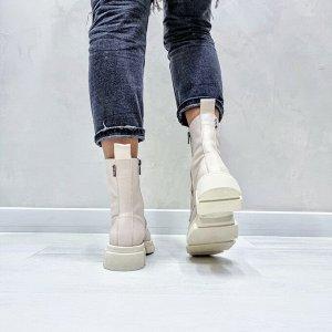 Ботинки  SPRING беж