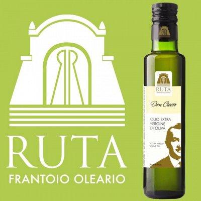 Итальянские продукты (◕‿◕✿) — Оливковое масло Frantoio Ruta — Италия