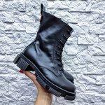 Ботинки  SPRING черный